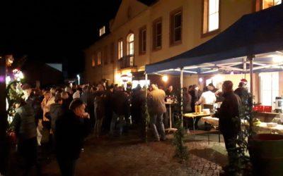 Weihnachtsmarkt 2018 im Altenpflegeheim